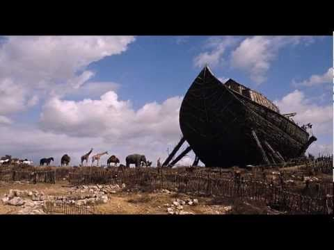 """""""The Bible: In the Beginning"""" directed by John Huston / highest grossing film in 1966"""