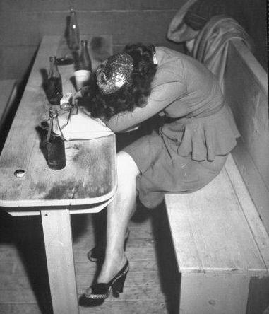 Vintage Drunk 7