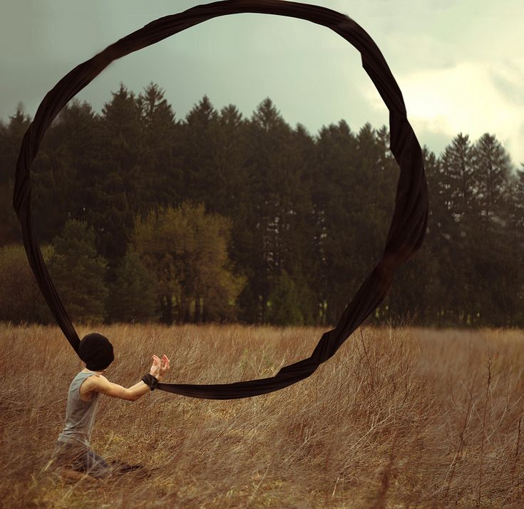 Surreal Self-Portraits by Kyle Thompson «TwistedSifter