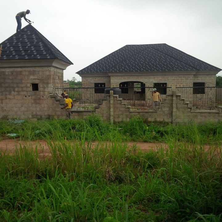 Roofing Sheets The Cost Of Various Types Of Roofing Sheet In Nigeria Properties Nigeria In 2020 Roof Design Roofing Roofing Sheets
