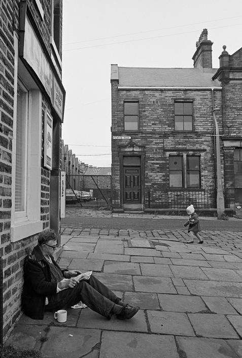 © Martin Parr/Magnum Photos GB. England. West Yorkshire. Yorkshire. Halifax. 1975.