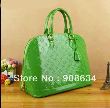 Fashion New Design PU leather Gleamy Women Hobo Clutch Handbag Shoulder Tote Bag(Big and small size) € 34,33