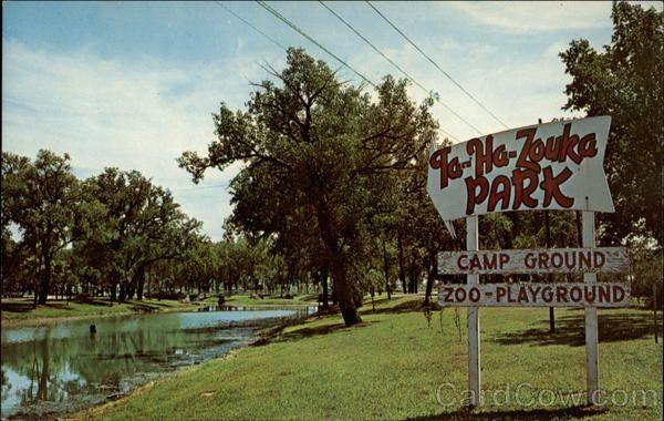 Ta-Ha-Zouka Park Norfolk Nebraska