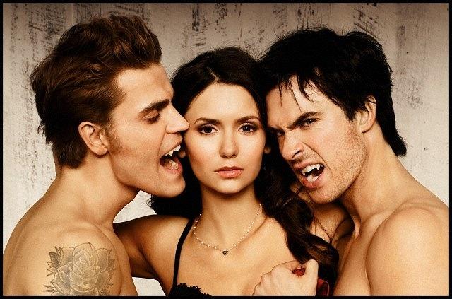 The Vampire Diaries cuidado com a imaginação!!!! Brigar pelo o que não existe não vale a pena!!!