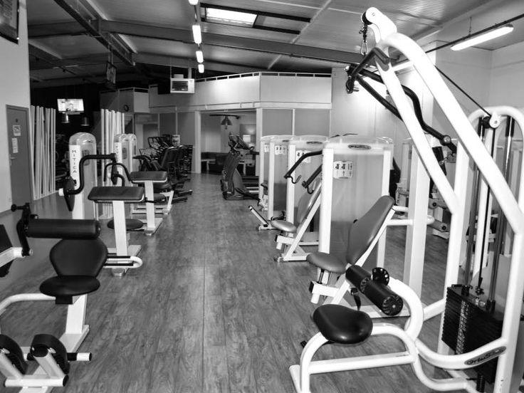 Equipamiento centros deportivos y de salud.