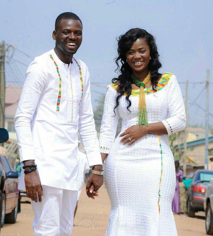 Beautiful African couple #blacklove
