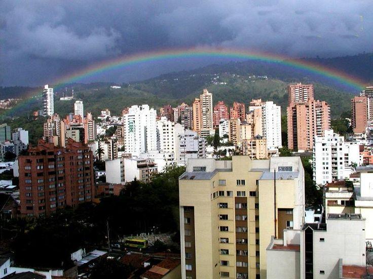 Bucaramanga, la ciudad de los parques, hermosa ciudad de Colombia