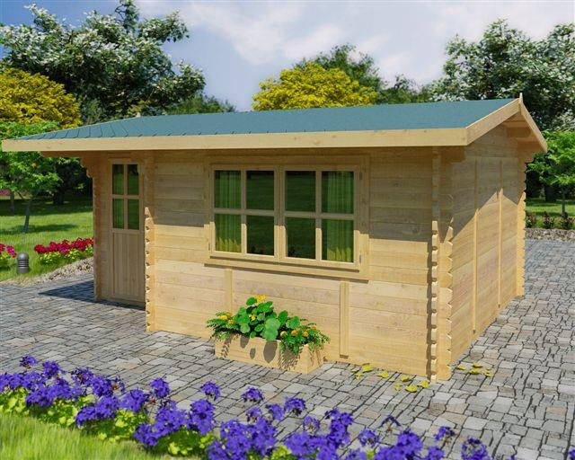 Exceptional #log #cabins to fill your extra space at unbeatable rates.