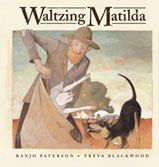Waltzing Matilda - Includes John Williamson CD with instrumental and sing-along versions. By Banjo Paterson and Freya Blackwood. #reading #children #book