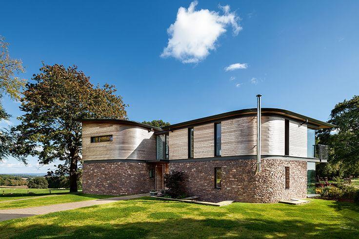 Contemporary Home Design Details - Homebuilding & Renovating