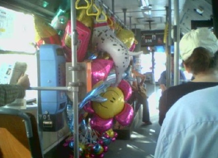 ilmapalloja 3