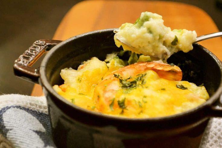 お正月に余ったお餅をアレンジしよう!「餅グラタン」レシピ - macaroni