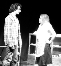The Play 21 Days is reviewed on http://theater-reviewed.com/