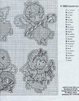 Christmas Angels Chart 2 - Plastic Canvas http://orlanda.gallery.ru/watch?ph=Ina-7Nfr#feature=topscroll