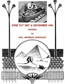 King TuT Day: November 4th (Interactive Notebook Activity