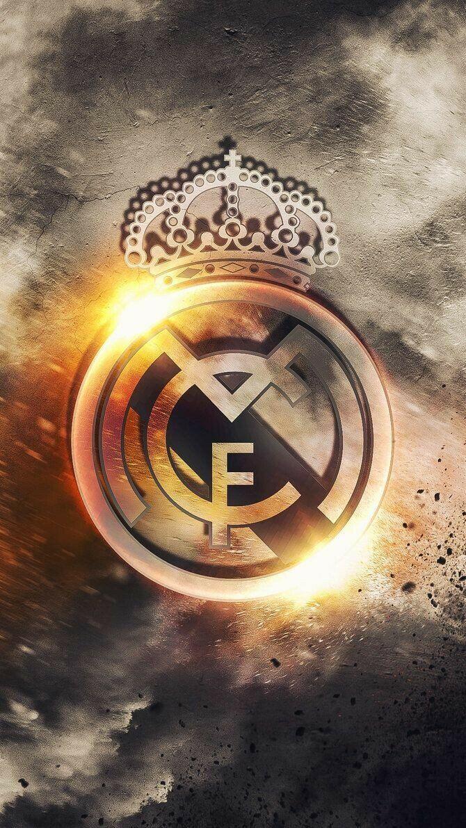خلفيات شعار Logo فريق Real Madrid ريال مدريد عالية الوضوح 5 Real Madrid Wallpapers Madrid Wallpaper Real Madrid