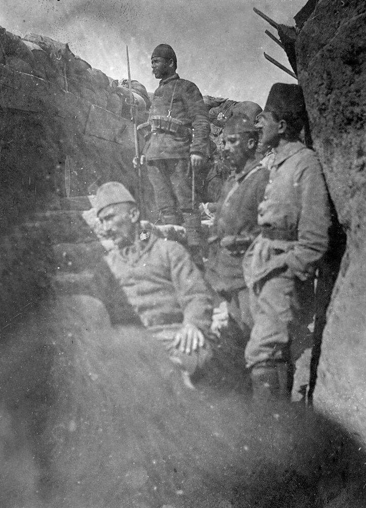 Gelibolu savaş fotoğrafları 1915