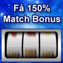 JackpotCity Mobile casino 150% match bonus upp till 1500kr Gratis. #1500krgratis #jackpotcity #mobilecasino #1500krgratisbonus