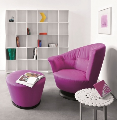 Add a  touch of colour for a corner of your house!