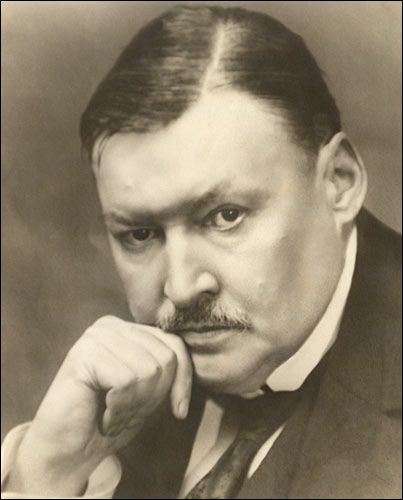 Alexander Glazunov (1865 - 1936) was a Russian composer of the late Russian Romantic period, music teacher and conductor. He served as director of the Saint Petersburg Conservatory between 1905 and 1928 and was also instrumental in the reorganization of the institute into the Petrograd Conservatory, then the Leningrad Conservatory, following the Bolshevik Revolution.