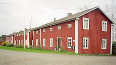 Tiilisaari, Halsua, Central Ostrobothnia province of Western Finland - Keski-Pohjanmaa