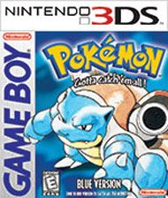 With classic graphics and music, Pokémon Blue Version stays true to the original game released nearly 20 years ago. You'll feel like you're playing it just as it was, but now you can trade and battle Pokémon using local wireless on the Nintendo 3DS family of systems! Revisit these timeless games, or play them for the first time!