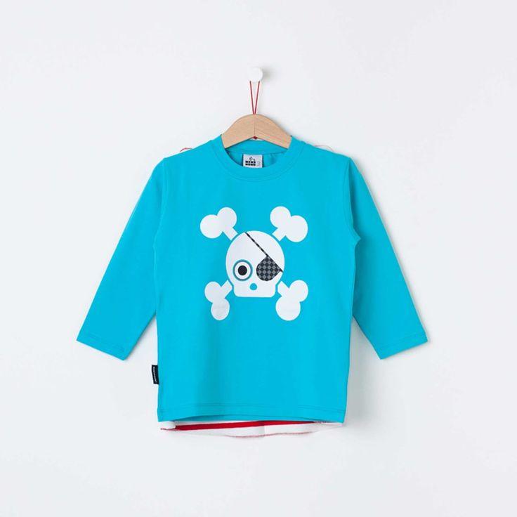 Super Pirate Sweatshirt | Kikinono