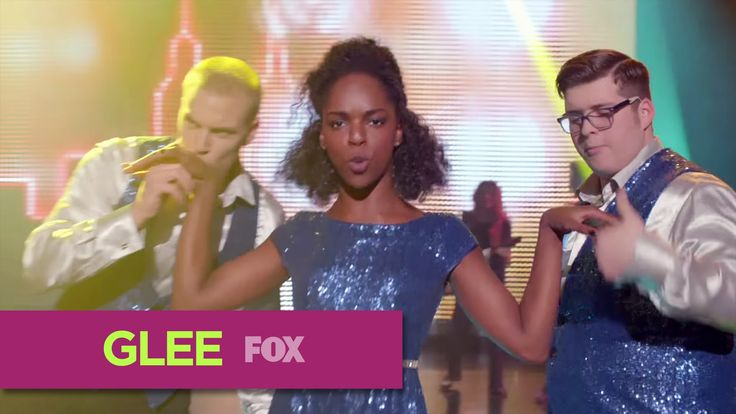 "GLEE | Full Performance of ""Uptown Funk"".  Literally one of my favorite numbers in the episode ""Child Star"" ."