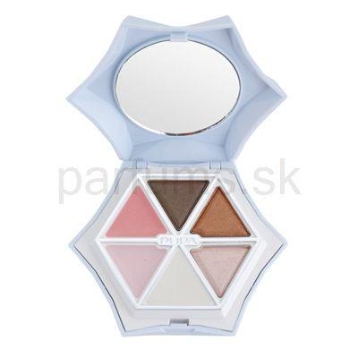 Pupa Snowflake paletka pre líčenie očí a pier | parfums.sk