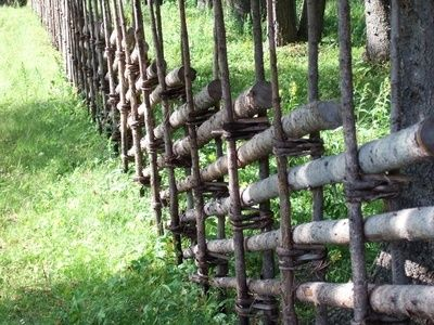 How To Make A Gate Out Of Branches Google Search Farm