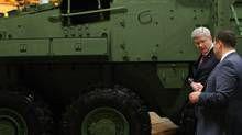 Ottawa's arms deal with Saudi Arabia contingent on secrecy #elxn42 #cdnpoli