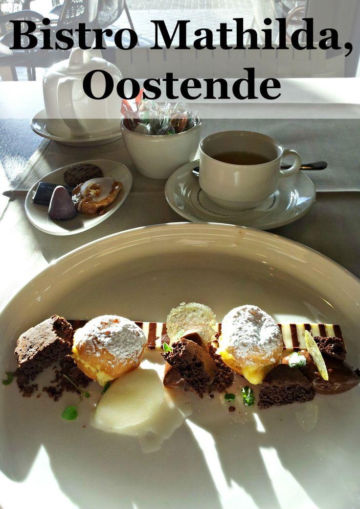 Bistro Mathilda in Oostende, België combineert traditionele brasseriegerechten met een meer gastronomische aanpak. Het restaurant zit elke dag vol, en ik kon proeven waarom.