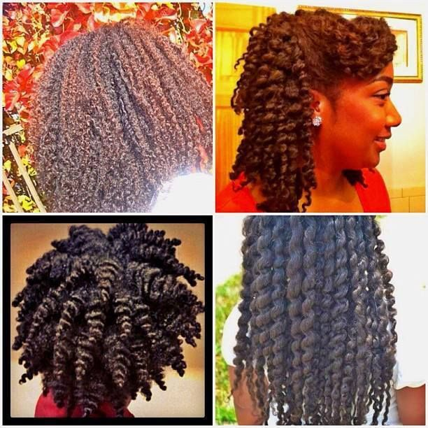 See natural hair is so versatile, how can you not embrace it?? *come on somebody!*