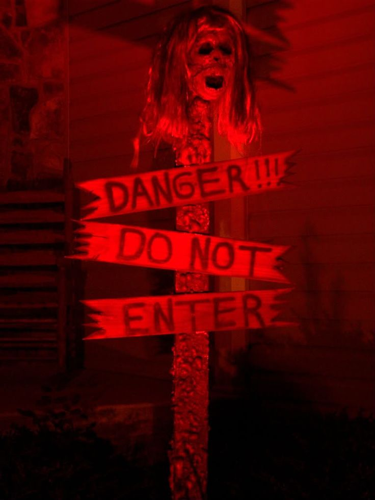 pinner said: here is the finished prop for the haunted house entrance could not wait till next week to start getting everything out so i had to put something out hope yall like