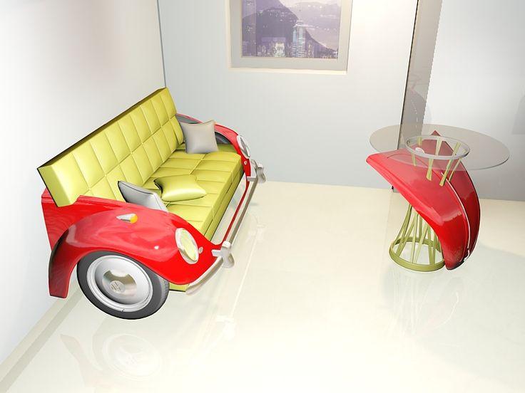 Sofa beetle vw