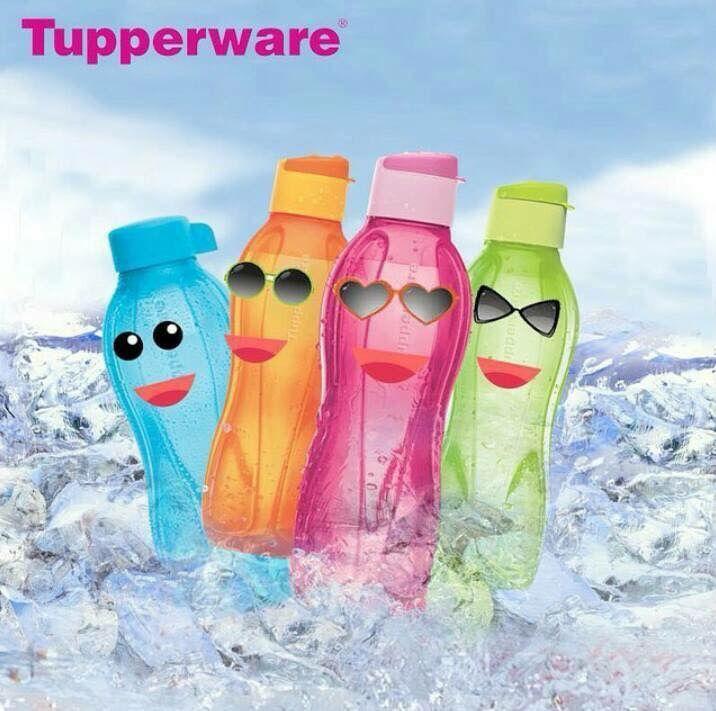 #TupDreamXpress Tupperware Eco Water Bottles