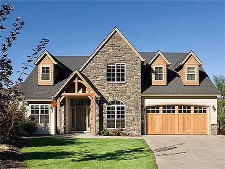 French country garage and car garage on pinterest for French country garage plans