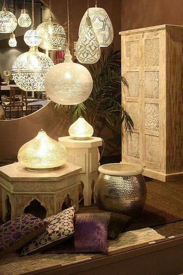 Moroccan lanterns                                                                                                                                                     Más