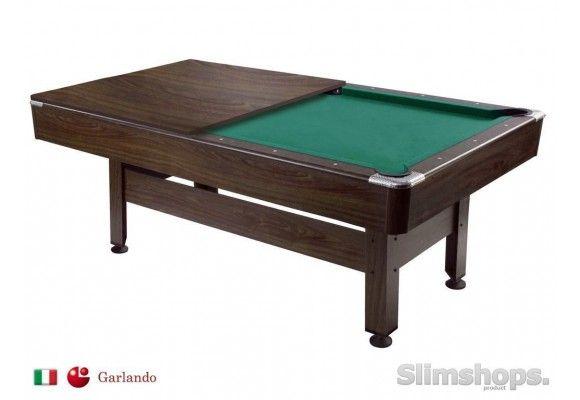 U wilt de Pooltafel Garlando Virginia online kopen?