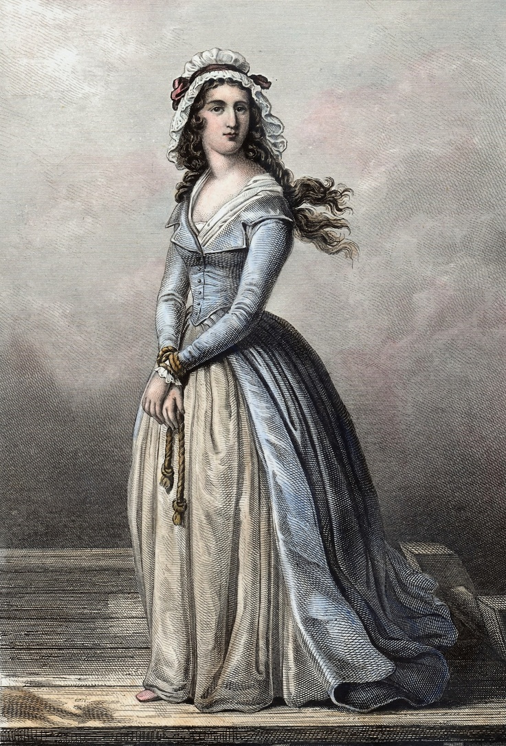 19 Best Charlotte Corday Images On Pinterest French
