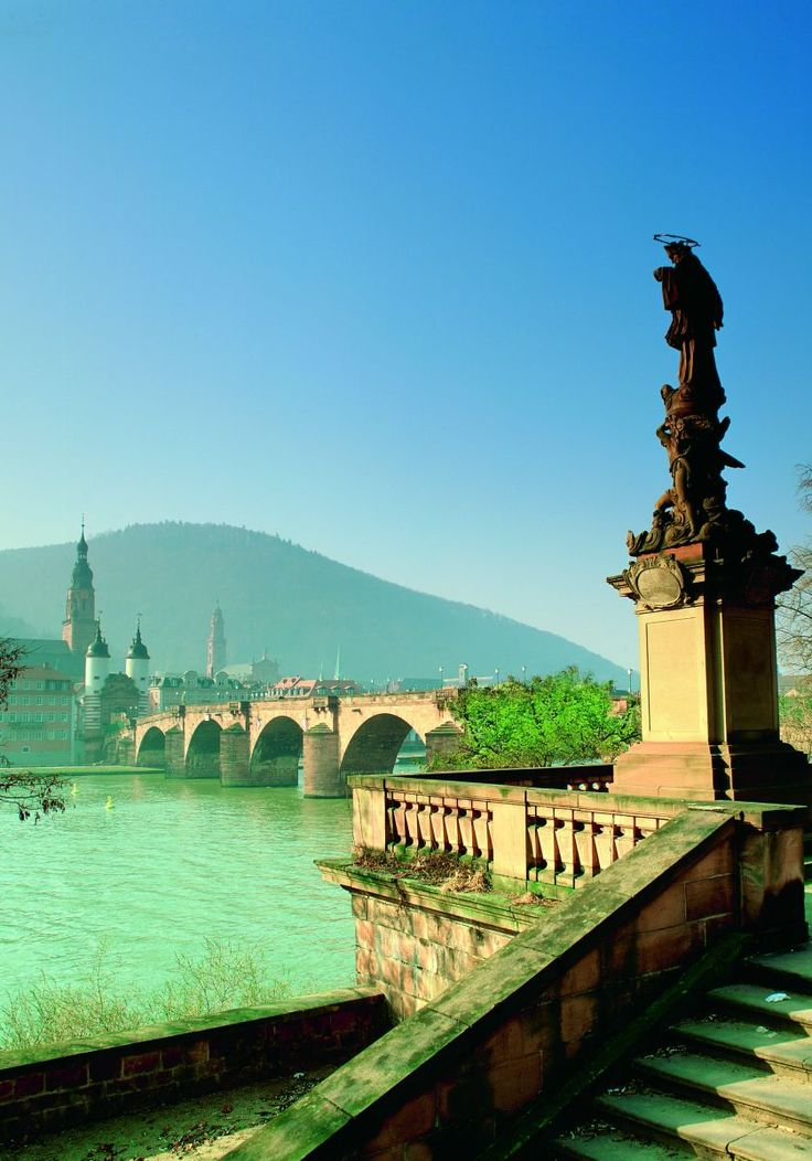 Heidelberger Frühling: Neues am Neckar