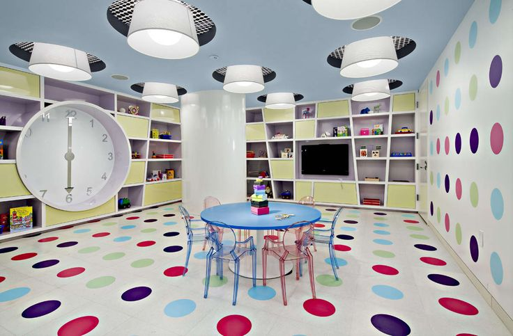 Decorations : Small Kids Playroom Decor With Cream Fluffy Carpet ...