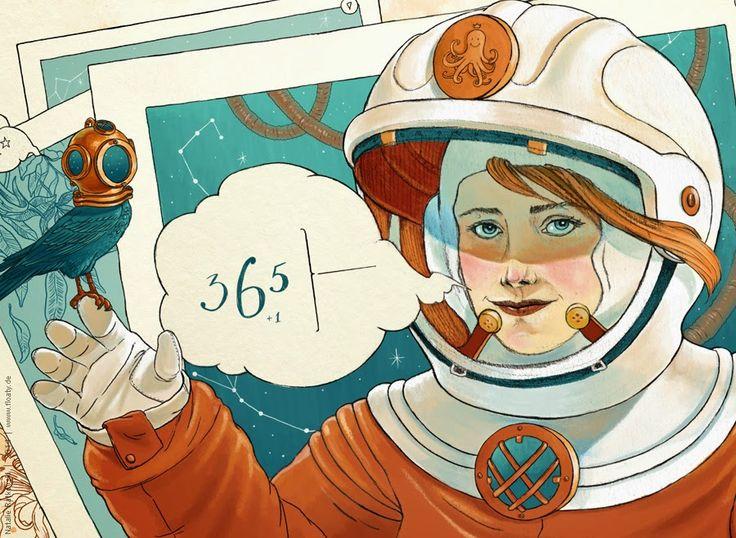 Natalie Ratkovski, book cover illustration, detail