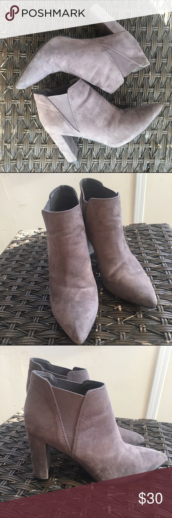 Franco Sarto Booties Excellent used condition | No trades Franco Sarto Shoes Ankle Boots & Booties