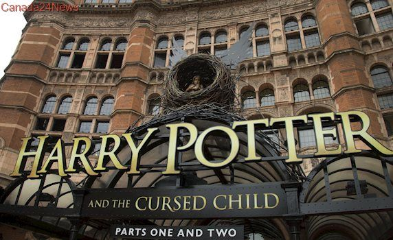 Two new Harry Potter books set to be released in October