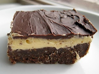 nanimo bars, this recipe looks flawless & I've been dying for some since the Christmas party aha
