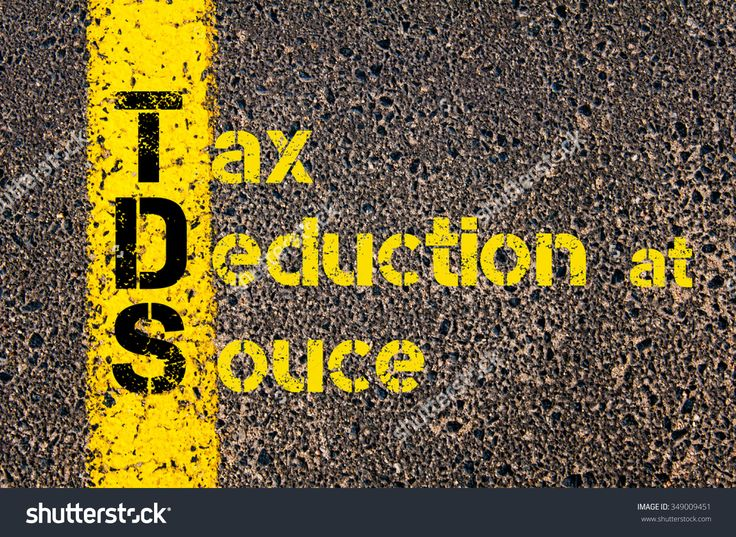 What is Tax Deducted at Source (TDS)?