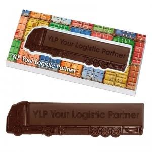 Truck - czekoladowy samochód / chocolate car
