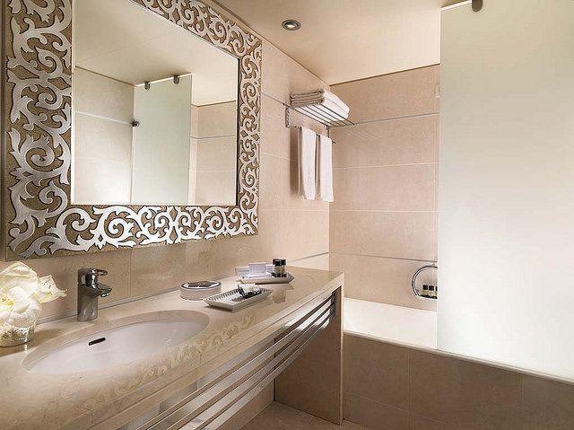 Suites bathroom - Apollon Suites  http://divani-apollonsuites.com/