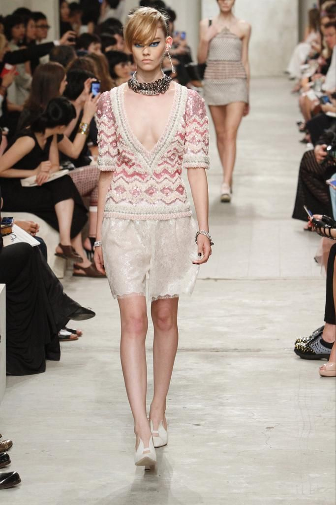 Chanel Resort 2014 - Collection - Gallery - Style.com